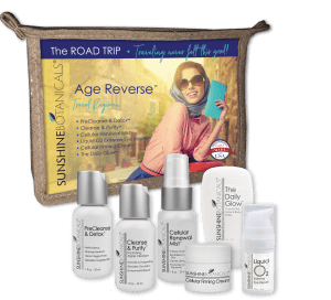 Ageless Reserse Collection Beautiful Routine To Stop the Clock on Aging Skin