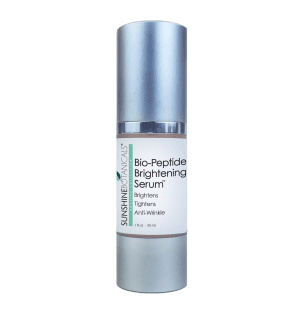 Sunshine Botanicals Bio-Peptide Brightening Serum