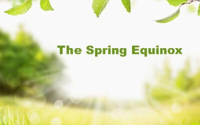 The Spring Equinox: Life Force Energy for Plant Medicine